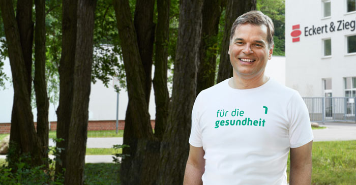 Dr. Andreas Eckert founds and finances biotechnology and medical technology companies